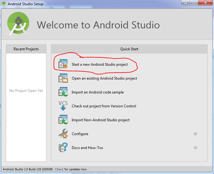 Tutorial Menggunakan Android Studio untuk Buat Aplikasi - Hanamera