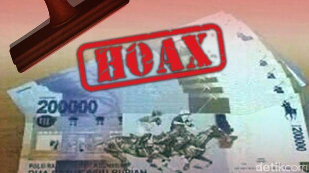 pecahan uang 200 ribu