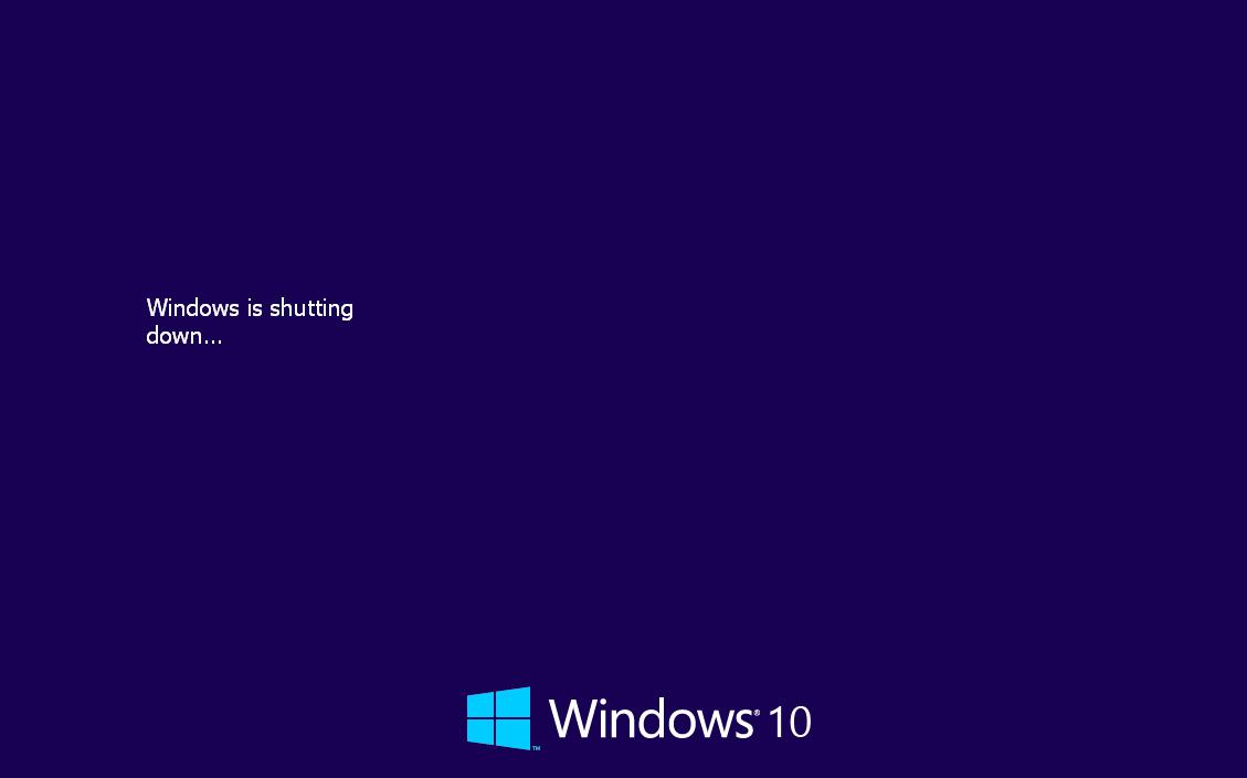 Cara shutdown Windows 10 dengan perintah suara