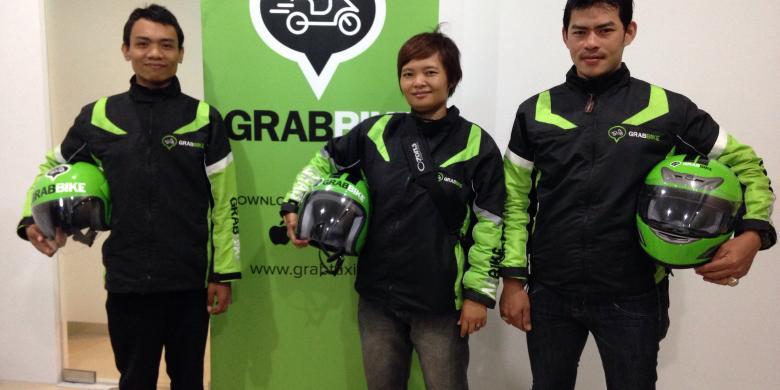 cara menjadi driver Grabbike 1