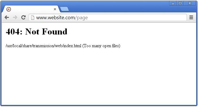 cara mengatasi sitemap error 404