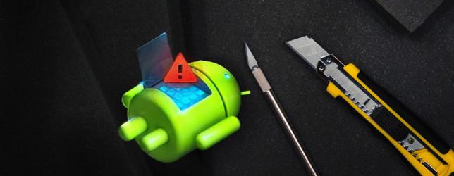 cara memperbaiki emmc android