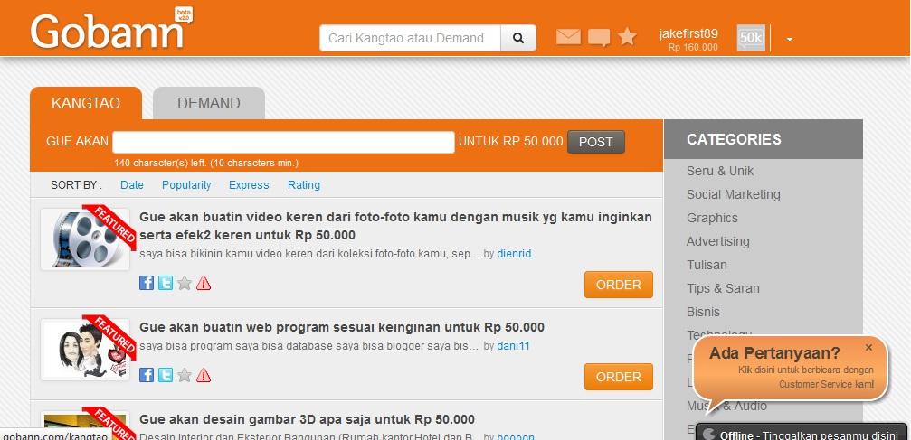 kerja online indonesia 3